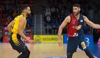 KirolBet Baskonia vence al Canarias, pero con la duda del 'tocado' Garino