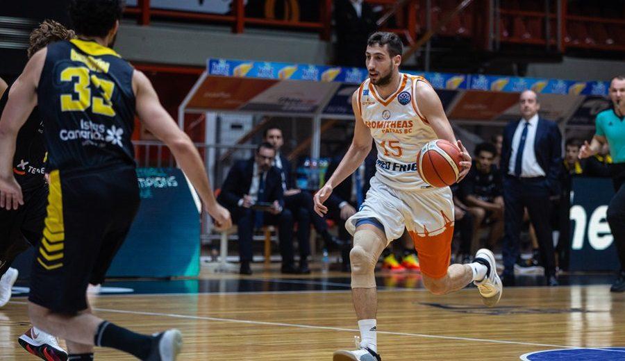 El Canarias pierde en Grecia y pone un pie fuera de la Champions