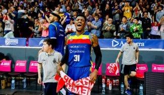 El Andorra venga su eliminación de la EuroCup con un récord de triples