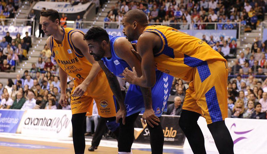 Al Gran Canaria no le hacen efecto los fichajes y cae derrotado en Burgos