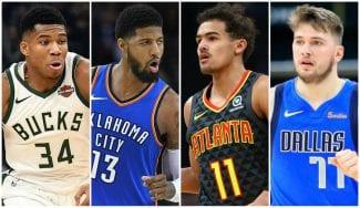 La NBA hace oficiales los premiados del mes de febrero
