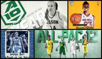 Nuestras chicas NCAA reciben considerables premios anuales