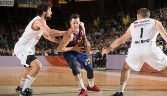 El aplaudido mensaje del madridista Llull al barcelonista Heurtel tras su lesión