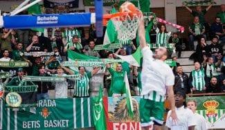 El Real Betis asciende a la ACB: regresa tras sólo un año en la LEB Oro