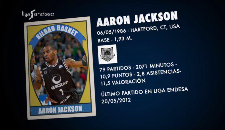 ¿Te acuerdas de Aaron Jackson? Todo un clásico de la Liga Endesa