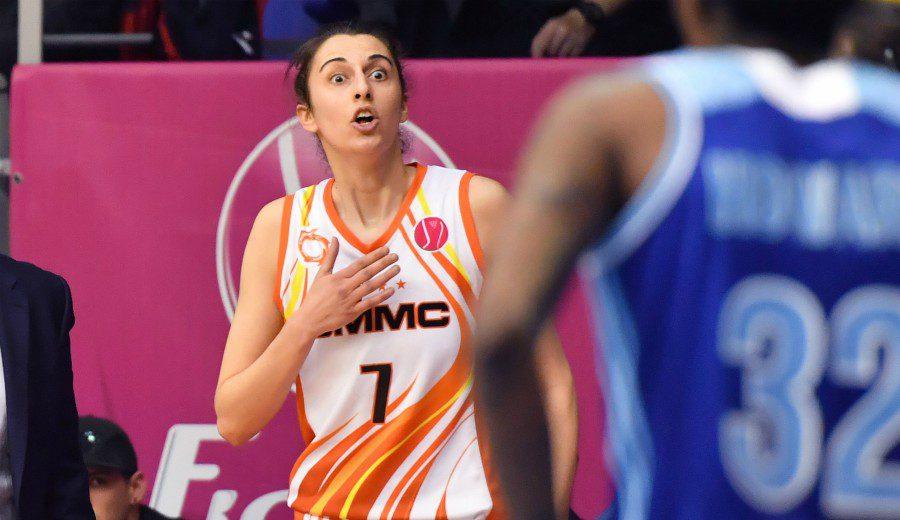 Alba Torrens, jugadora más determinante de la historia del baloncesto español