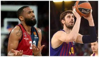 Kirolbet Baskonia y Barcelona Lassa, a una derrota de quedarse sin Final Four