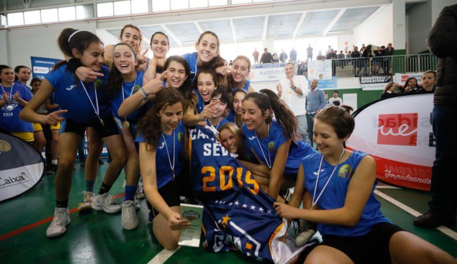 Locura colegial: dos triunfadores en Sevilla y cuatro ciudades con finales definidas
