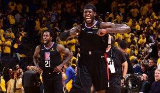 Los Clippers firman la mayor remontada de la historia de los playoffs