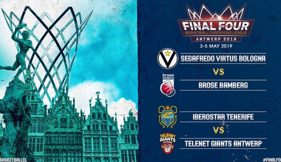 Iberostar Tenerife se medirá en semifinales al anfitrión de la Final Four de la Basketball Champions League
