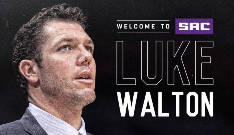 Oficial: Luke Walton se convierte en el nuevo entrenador de Sacramento Kings
