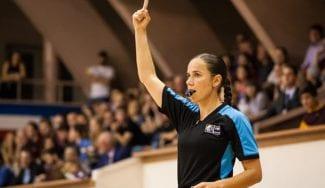 Esperanza Mendoza, representante española en el EuroBasket Femenino