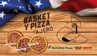 Basket y Pizza con José Ajero