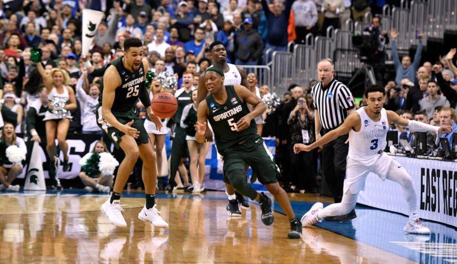 cd7be3a3f0b2 Michigan State acaba con el sueño de Duke y Zion Williamson