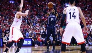 D.J. Augustin silencia Toronto: nuevo fiasco de los Raptors en un 'game 1' en casa