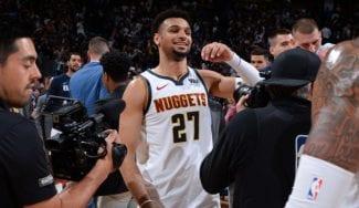 Murray y Jokic empatan la serie para los Denver Nuggets
