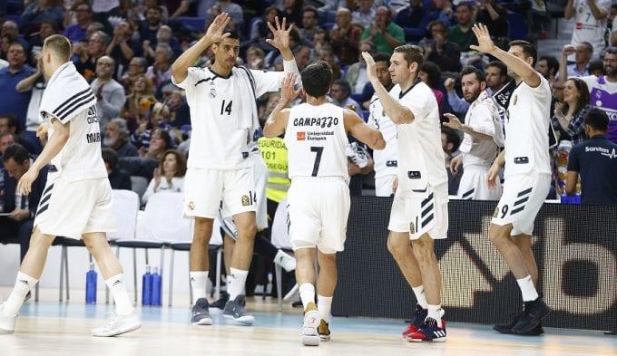 Por la vía rápida: el Real Madrid se clasifica para una nueva Final Four