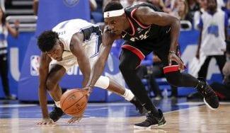 Un Siakam a lo Chris Bosh da ventaja a los Raptors frente a los Magic