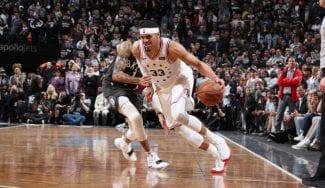 Philadelphia 76ers se pone a un partido de pasar el corte ante los Nets