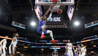 Denver iguala la serie y recupera el factor cancha ante los Spurs