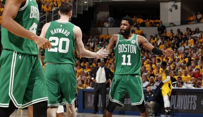 Los Celtics barren a los Pacers: primer clasificado para semis de conferencia