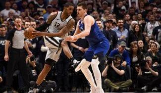 La nueva marca de Jokic no impide a los Spurs ganarle el primero a Denver