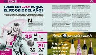 ¿Debe ser Luka Doncic Rookie del Año?