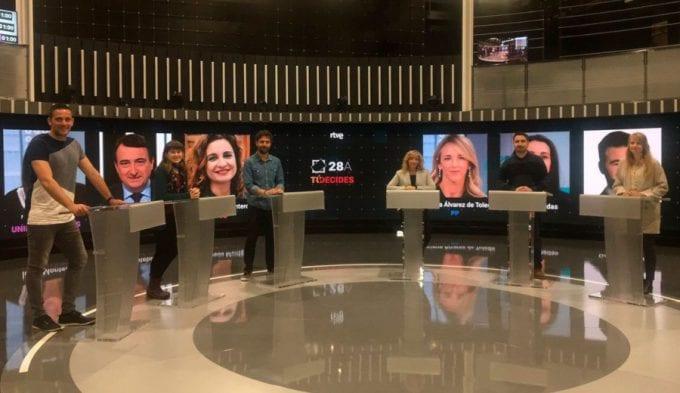 La Liga Endesa, muy presente en el debate electoral de TVE