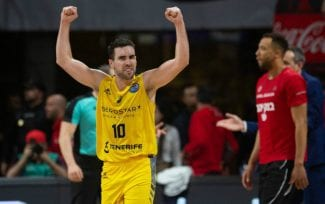 El Iberostar Tenerife se mete en la F4 de la Basketball Champions League