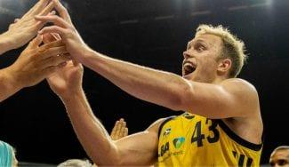 Luke Sikma, MVP de la Eurocup, listo para enfrentarse a su ex en la final
