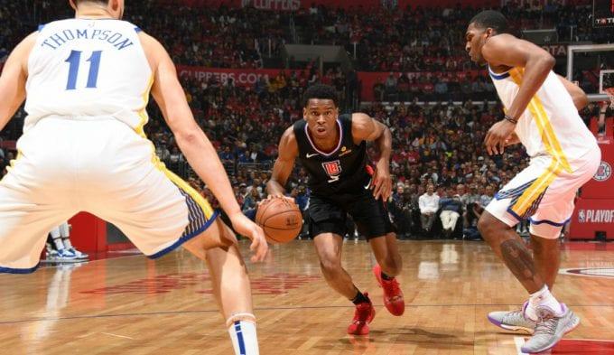 Los Warriors sobreviven a un novato de récord y ponen a los Clippers contra las cuerdas