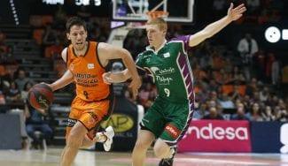 El Valencia Basket pasa sin contemplaciones por encima del Unicaja