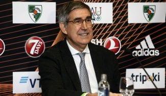 Jordi Bertomeu niega la marcha del Panathinaikos de la Euroliga