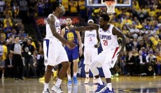 Nueva hazaña de Clippers: fuerzan el sexto con un Lou Williams épico