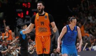 El Valencia Basket se convierte en el campeón de la EuroCup 18/19