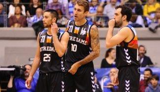 San Pablo Burgos se acerca al playoff y homenajea a Notre Dame