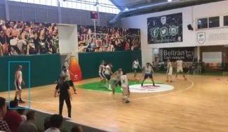 Carlos Jiménez vuelve a jugar con el Unicaja, ¡pero con 43 años y en EBA!