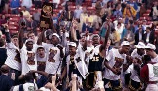 La intrahistoria de las gorras de campeón de la NCAA