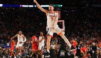 Fue el héroe de los campeones NCAA: Kyle Guy se presenta al Draft
