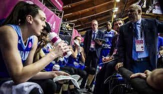 Lucas Mondelo y Miguel Méndez pelearán por el cetro de la Euroliga