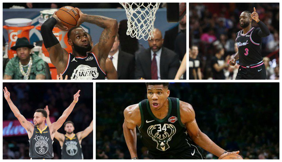 Temporada NBA 2018-19: lo mejor de lo mejor