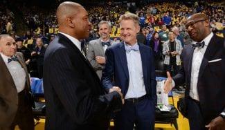 Kerr y Rivers, sinceros y sorprendentes tras la hazaña de los Clippers