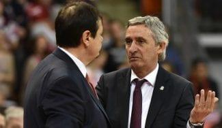 Del partido 'perfecto' de Ataman al crítico Pesic con su equipo: «No jugamos»