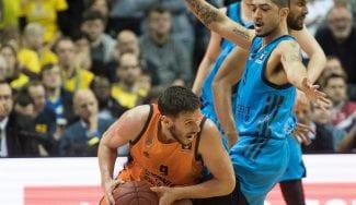 El Alba empata la final de la EuroCup en la prórroga: Valencia decidirá