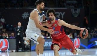 Encestando: Teodosic regresará al CSKA la próxima temporada