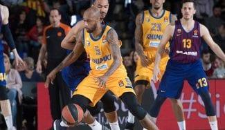 El Barcelona encara el 'playoff' de la Euroliga ganando al Khimki
