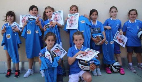 Un BabyBasket más grande que nunca en Madrid: ¡récord!