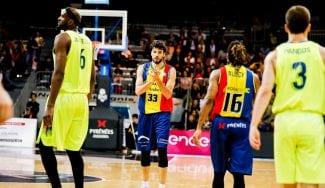 El Barcelona rompe su mala racha y peleará por el liderato de la Liga Endesa