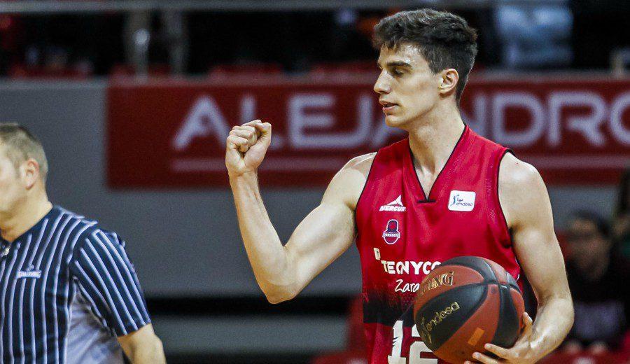 Carlos Alocén, Mejor Joven de la Liga Endesa 2018-19