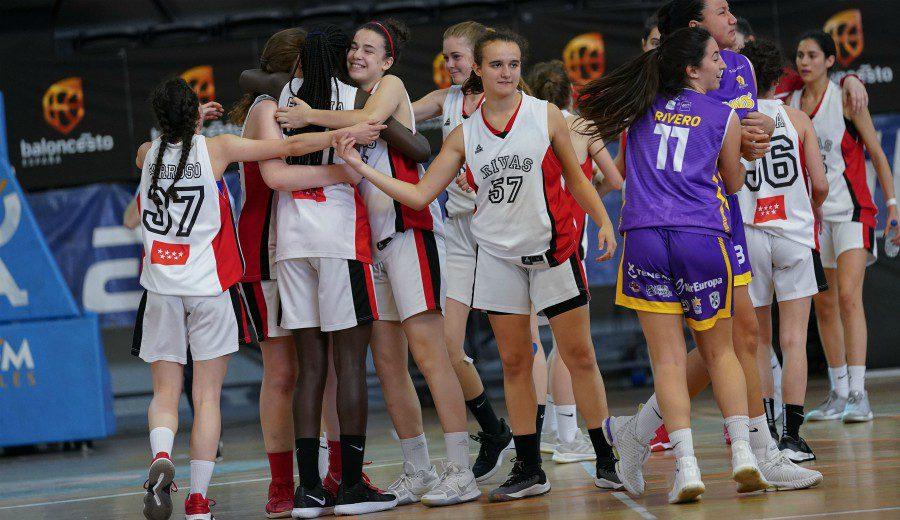 Servidos los cuartos de final del Campeonatos de España Junior